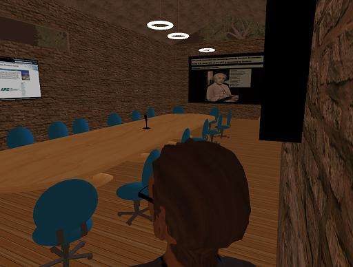 IBM dans Second Life