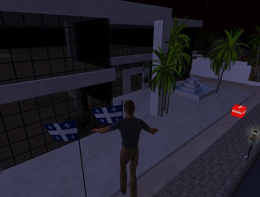 Ambassade du Québec dans Second Life