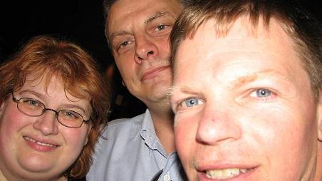 Kate Trgovac, Michel Leblanc et Sean Moffit