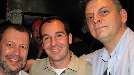 Philippe Martin, Fred Cavazza et Michel Leblanc