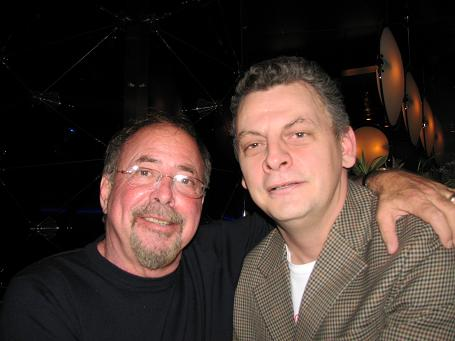 Shel Israel et Michel Leblanc