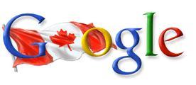 Le GoogleDoodle de la Fête du Canada