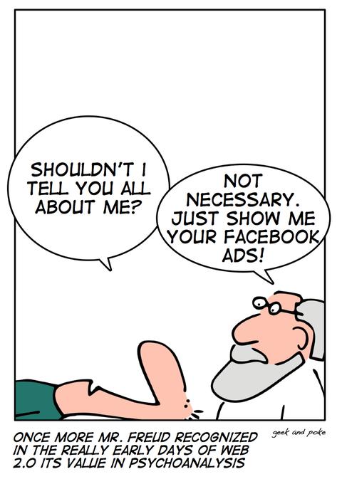 Frreud et Facebook