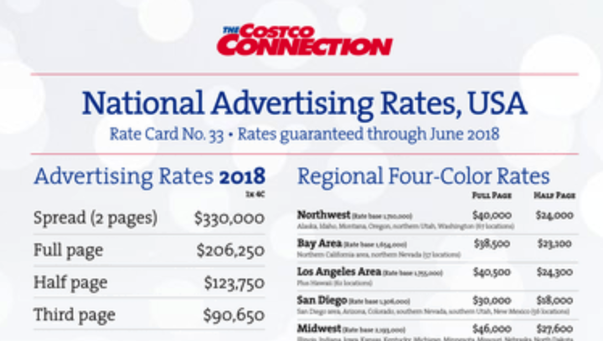 advertising-rate-Costco