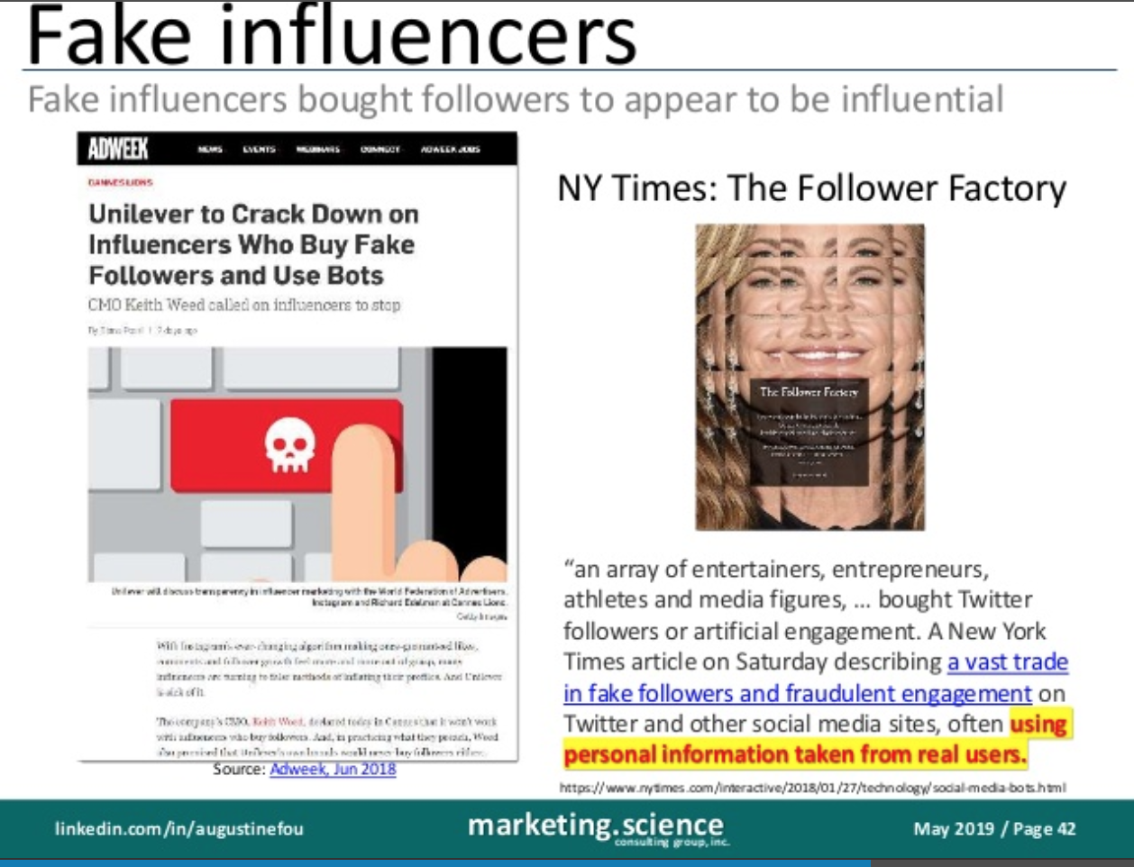 fake-influenceurs