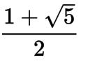 calcul de la règle des tiers